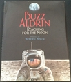 Buzz Aldrin & Wendell Minor Signed Book - Video Proof