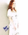 Rebecca Creskoff Signed 8x10 Photo - Video Proof