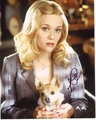 Reese Witherspoon Signed 8x10 Photo