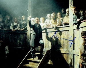 Roland Emmerich Signed 8x10 Photo - Video Proof