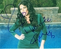 Renee Graziano Signed 8x10 Photo