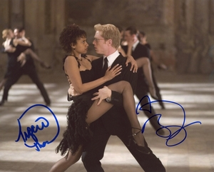 Anthony Rapp & Tracie Thoms Signed 8x10 Photo - Video Proof