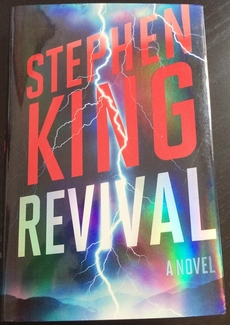 Stephen King Signed Book - Video Proof