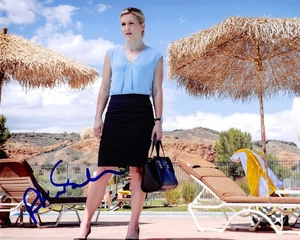 Rhea Seehorn Signed 8x10 Photo - Video Proof