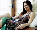 Rhona Mitra Signed 8x10 Photo - Video Proof