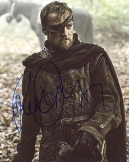 Richard Dormer Signed 8x10 Photo - Video Proof