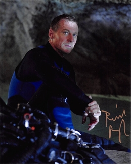 Richard Roxburgh Signed 8x10 Photo