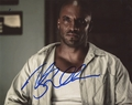 Ricky Whittle Signed 8x10 Photo