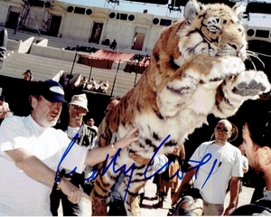 Ridley Scott Signed 8x10 Photo