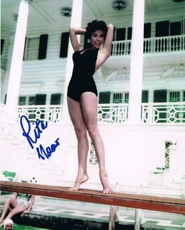 Rita Moreno Signed 8x10 Photo