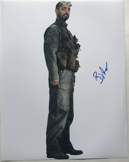 Riz Ahmed Signed 11x14 Photo - Video Proof