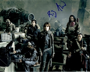 Riz Ahmed Signed 8x10 Photo - Video Proof
