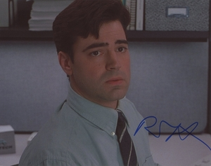 Ron Livingston Signed 8x10 Photo - Video Proof
