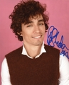 Robert Sheehan Signed 8x10 Photo - Video Proof