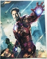 Robert Downey, Jr. Signed 11x14 Photo