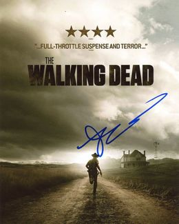 Robert Kirkman Signed 8x10 Photo