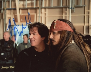 Rob Marshall Signed 8x10 Photo