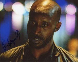 Rob Morgan Signed 8x10 Photo