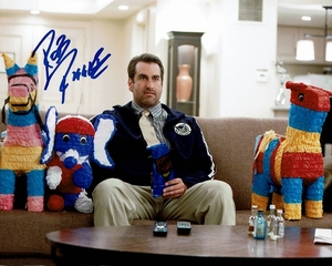 Rob Riggle Signed 8x10 Photo