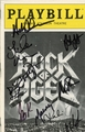 Rock of Ages Signed Playbill