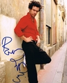 Romain Duris Signed 8x10 Photo - Video Proof