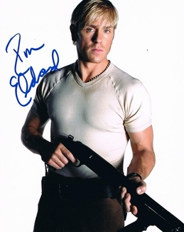 Ron Eldard Signed 8x10 Photo - Video Proof