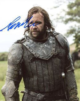 Rory McCann Signed 8x10 Photo - Video Proof
