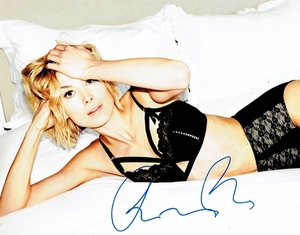 Rosamund Pike Signed 8x10 Photo - Video Proof