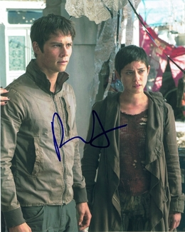 Rosa Salazar Signed 8x10 Photo
