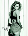 Rose Bertram Signed 8x10 Photo
