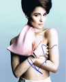 Rose Byrne Signed 8x10 Photo - Video Proof