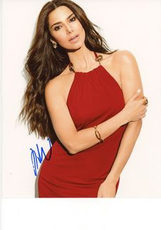 Roselyn Sanchez Signed 8x10 Photo - Video Proof