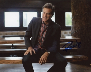 Ross Partridge Signed 8x10 Photo