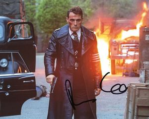 Rufus Sewell Signed 8x10 Photo - Video Proof