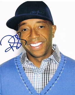 Russell Simmons Signed 8x10 Photo - Video Proof