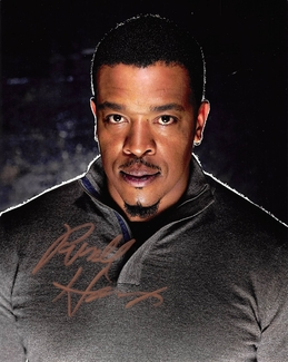 Russell Hornsby Signed 8x10 Photo