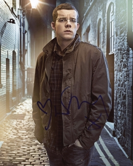 Russell Tovey Signed 8x10 Photo - Video Proof