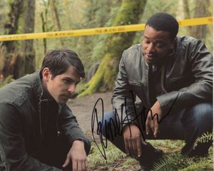 Russell Hornsby Signed 8x10 Photo - Video Proof
