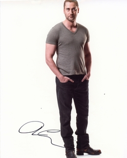 Ryan Eggold Signed 8x10 Photo - Video Proof