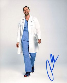 Ryan Eggold Signed 8x10 Photo