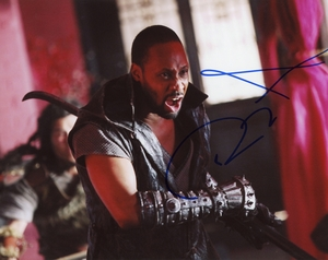 Rza Signed 8x10 Photo - Video Proof