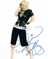 Sabrina Bryan Signed 8x10 Photo - Video Proof
