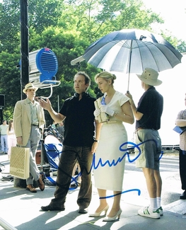 Sam Mendes Signed 8x10 Photo - Video Proof
