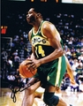 Sam Perkins Signed 8x10 Photo