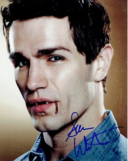 Sam Witwer Signed 8x10 Photo - Video Proof