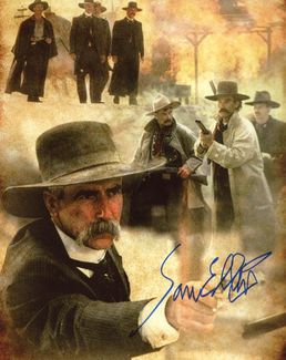 Sam Elliott Signed 8x10 Photo