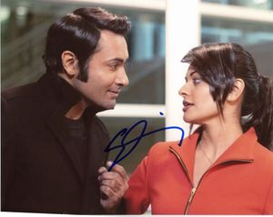 Samrat Chakrabarti Signed 8x10 Photo