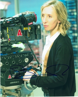 Sam Taylor-Johnson Signed 8x10 Photo
