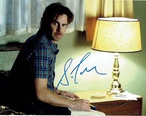 Sam Trammell Signed 8x10 Photo - Video Proof