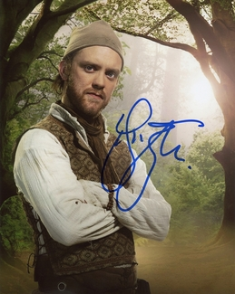 Sam Troughton Signed 8x10 Photo